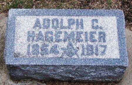 HAGEMEIER, ADOLPH C. - Winneshiek County, Iowa | ADOLPH C. HAGEMEIER