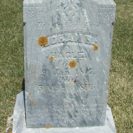 HAGLE, JOHAN H - Winneshiek County, Iowa | JOHAN H HAGLE