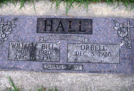 HALL, WILLIAM - Winneshiek County, Iowa   WILLIAM HALL