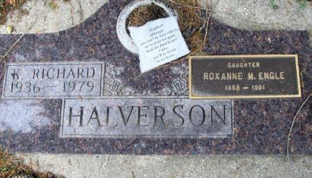 HALVERSON ENGLE, ROXANNE M. - Winneshiek County, Iowa | ROXANNE M. HALVERSON ENGLE