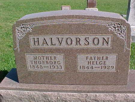 HALVORSON, HELGE - Winneshiek County, Iowa | HELGE HALVORSON