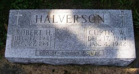 HALVORSON, ROBERT H. - Winneshiek County, Iowa | ROBERT H. HALVORSON