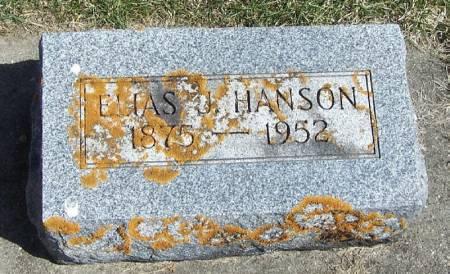 HANSON, ELIAS J - Winneshiek County, Iowa | ELIAS J HANSON