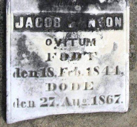 HANSON, JACOB - Winneshiek County, Iowa | JACOB HANSON