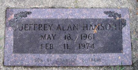 HANSON, JEFFREY ALAN - Winneshiek County, Iowa | JEFFREY ALAN HANSON