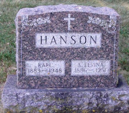HANSON, KARL - Winneshiek County, Iowa   KARL HANSON
