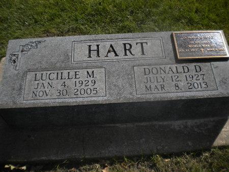 SCHMITZ HART, LUCILLE M. - Winneshiek County, Iowa | LUCILLE M. SCHMITZ HART