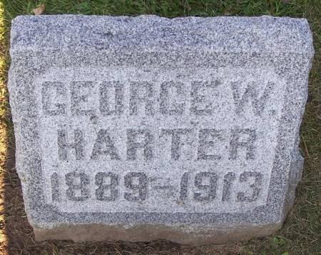 HARTER, GEORGE W. - Winneshiek County, Iowa | GEORGE W. HARTER