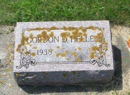 HELLEN, GORDON  D - Winneshiek County, Iowa | GORDON  D HELLEN
