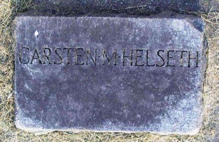 HELSETH, CARSTEN M. - Winneshiek County, Iowa | CARSTEN M. HELSETH