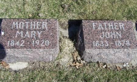 HEMMER, JOHN - Winneshiek County, Iowa | JOHN HEMMER