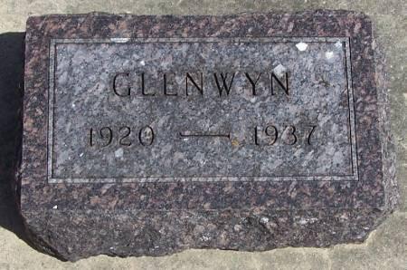 HENDRICKSON, GLENWYN - Winneshiek County, Iowa | GLENWYN HENDRICKSON