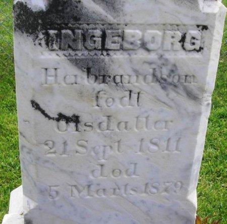 HERBRANSON, INGEBORG OLSDATTER - Winneshiek County, Iowa | INGEBORG OLSDATTER HERBRANSON