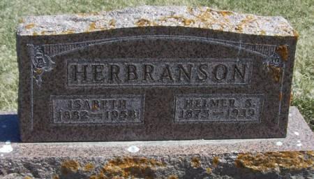 HERBRANSON, HELMER S - Winneshiek County, Iowa | HELMER S HERBRANSON