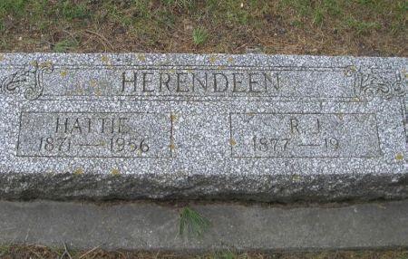 HERENDEEN, R. J. - Winneshiek County, Iowa | R. J. HERENDEEN