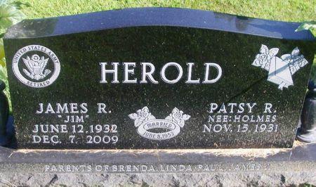 HEROLD, JAMES RAYMOND - Winneshiek County, Iowa | JAMES RAYMOND HEROLD