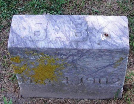 HILLER, BABY - Winneshiek County, Iowa | BABY HILLER