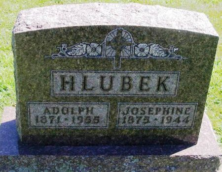 HLUBEK, JOSEPHINE - Winneshiek County, Iowa | JOSEPHINE HLUBEK