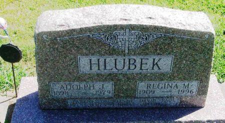 HLUBEK, ADOLPH JOSEPH - Winneshiek County, Iowa | ADOLPH JOSEPH HLUBEK