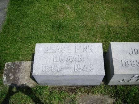 HOGAN, GRACE - Winneshiek County, Iowa   GRACE HOGAN