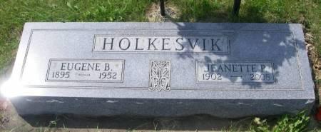 HOLKESVIK, JEANETTE P. - Winneshiek County, Iowa | JEANETTE P. HOLKESVIK