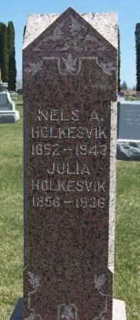HOLKESVIK, JULIA - Winneshiek County, Iowa | JULIA HOLKESVIK