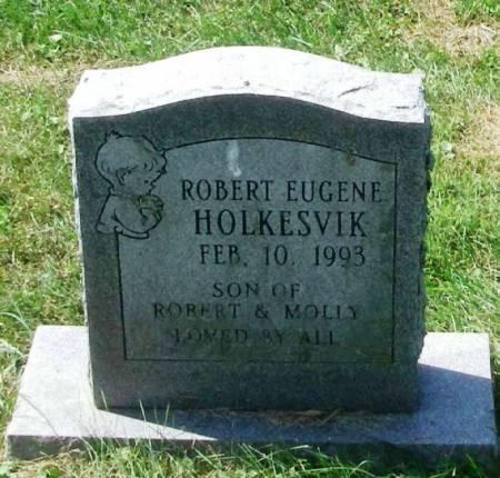 HOLKESVIK, ROBERT EUGENE - Winneshiek County, Iowa | ROBERT EUGENE HOLKESVIK