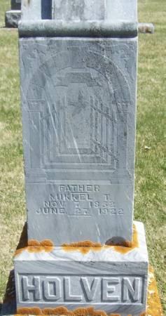 HOLVEN, MIKKEL T - Winneshiek County, Iowa | MIKKEL T HOLVEN