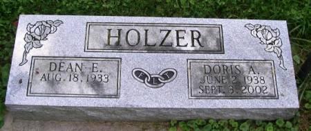 HOLZER, DORIS A. - Winneshiek County, Iowa | DORIS A. HOLZER