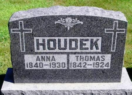 HOUDEK, THOMAS - Winneshiek County, Iowa | THOMAS HOUDEK