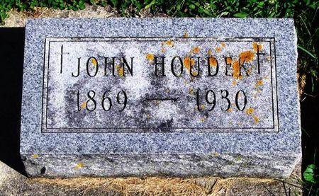 HOUDEK, JOHN - Winneshiek County, Iowa | JOHN HOUDEK