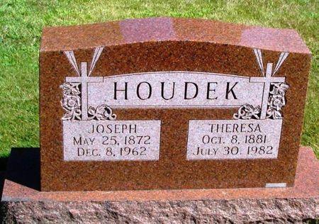 HOUDEK, THERESA - Winneshiek County, Iowa | THERESA HOUDEK