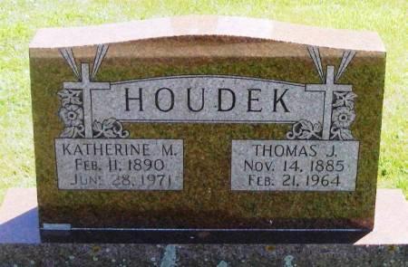 HOUDEK, KATHERINE M - Winneshiek County, Iowa | KATHERINE M HOUDEK