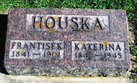 HOUSKA, KATERINA - Winneshiek County, Iowa | KATERINA HOUSKA