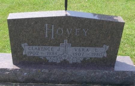 HOVEY, VERA L. - Winneshiek County, Iowa | VERA L. HOVEY
