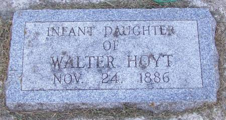 HOYT, INFANT - Winneshiek County, Iowa | INFANT HOYT