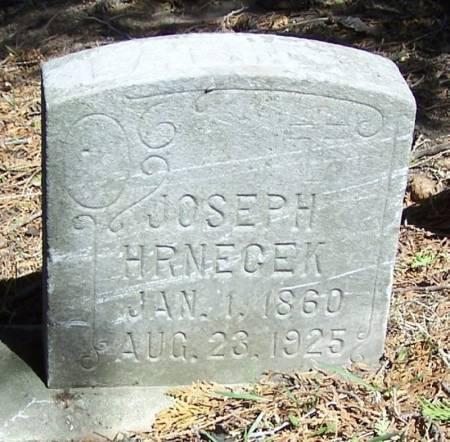 HRNECEK, JOSEPH - Winneshiek County, Iowa   JOSEPH HRNECEK