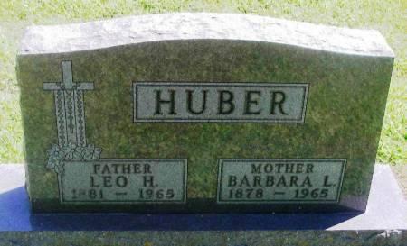 HUBER, BARBARA L. - Winneshiek County, Iowa | BARBARA L. HUBER