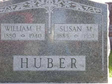 HUBER, SUSAN M. - Winneshiek County, Iowa | SUSAN M. HUBER