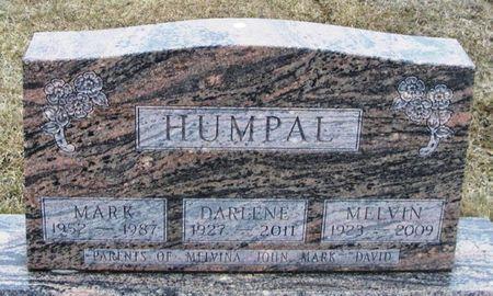 JIRAK HUMPAL, DARLENE MAE - Winneshiek County, Iowa | DARLENE MAE JIRAK HUMPAL