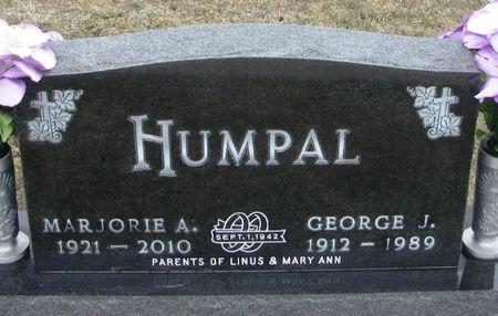 HUMPAL, GEORGE J. - Winneshiek County, Iowa | GEORGE J. HUMPAL