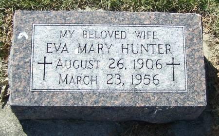 HUNTER, EVA MARY - Winneshiek County, Iowa | EVA MARY HUNTER