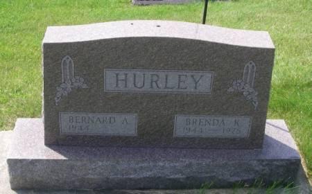 HURLEY, BRENDA K. - Winneshiek County, Iowa | BRENDA K. HURLEY