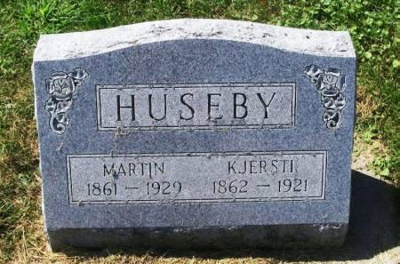 HUSEBY, MARTIN - Winneshiek County, Iowa | MARTIN HUSEBY