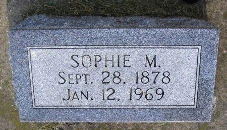 INGVOLDSTAD, SOPHIA M. - Winneshiek County, Iowa | SOPHIA M. INGVOLDSTAD