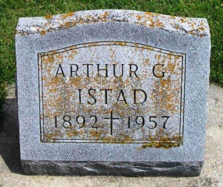ISTAD, ARTHUR G - Winneshiek County, Iowa | ARTHUR G ISTAD