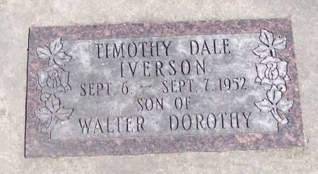 IVERSON, TIMOTHY DALE - Winneshiek County, Iowa | TIMOTHY DALE IVERSON
