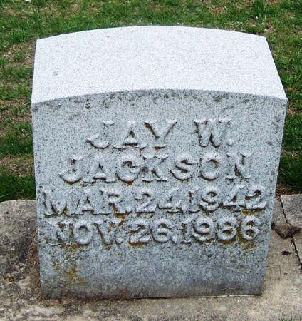 JACKSON, JAY W. - Winneshiek County, Iowa | JAY W. JACKSON