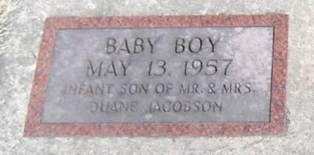 JACOBSON, BABY BOY - Winneshiek County, Iowa | BABY BOY JACOBSON