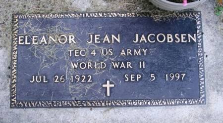 JACOBSON, ELEANOR JEAN - Winneshiek County, Iowa | ELEANOR JEAN JACOBSON